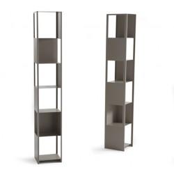 vetrine in cristallo cattelan : Librerie-Vetrine Design Cattelan Italia - Passarini