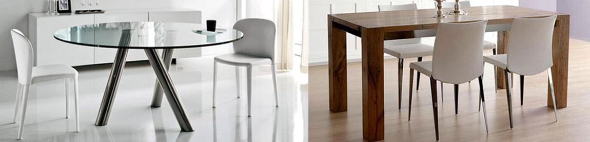 Tavolo da soggiorno classico o moderno | Passarini Arredamenti