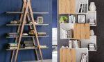 Scaffali e librerie Cattelan: design dall'inconfondibile stile made in Italy