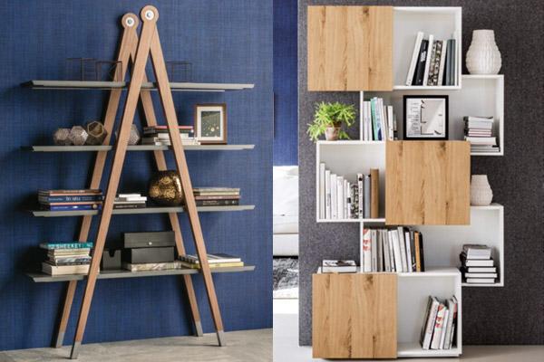 Cattelan italia scaffale e libreria design passarini for Librerie design outlet