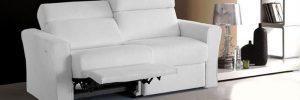 Perché scegliere un divano reclinabile a 2 posti?