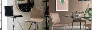 Sedie e sgabelli Cattelan: scelta ideale per impreziosire la casa