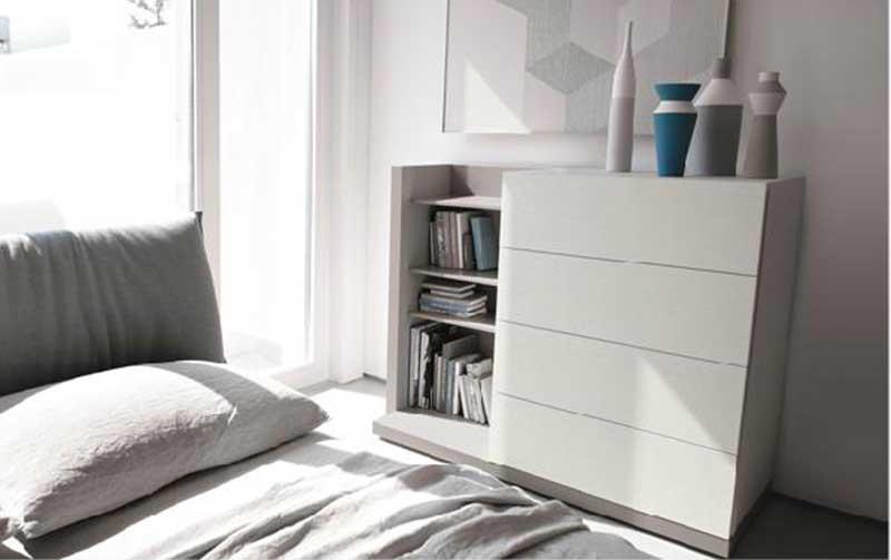 Zona notte bologna passarini for Arredamenti moderni camere da letto