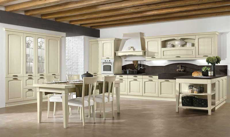 Cucine classiche bologna passarini