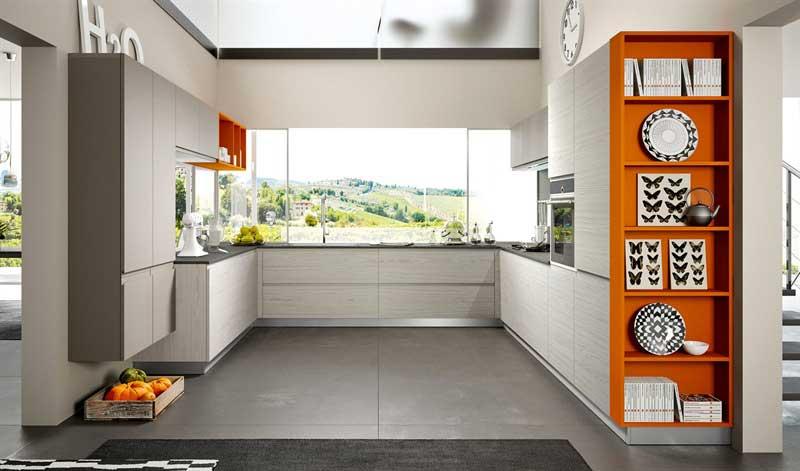 Cucine moderne bologna passarini for Cucine di pregio