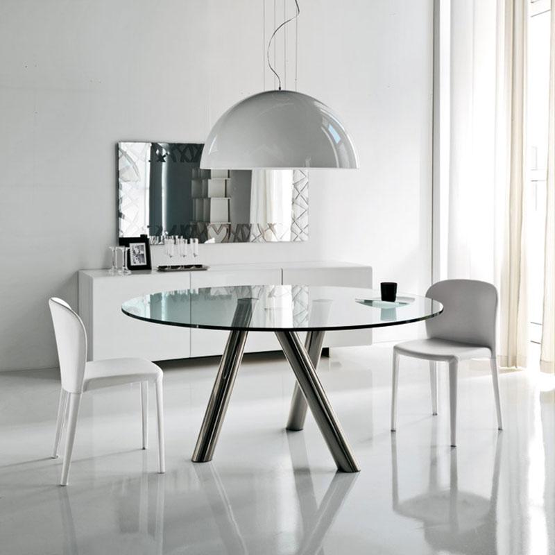 Tavoli bologna passarini for Tavolo trasparente